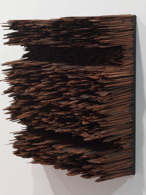 Wood Porcupine? Leonardo Drew