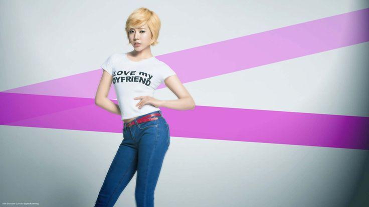 Sunny SNSD sexy Wallpaper