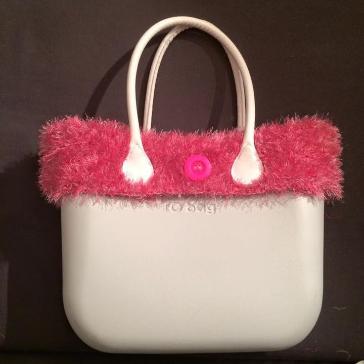 Bordo lana duble pink