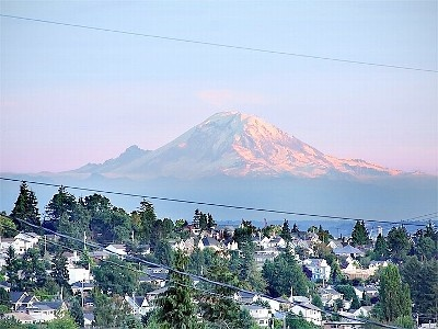 seattle vacation house rental amazing views pinterest