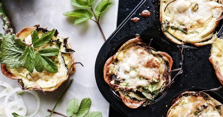 Kirskålsgratäng @ Foodfolder.se är mötesplatsen med recept för människor som har mat, dryck, vin och livsnjutning som gemensamma intressen.