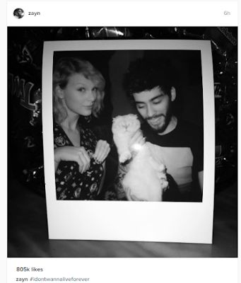 Taylor Swift and Zayn Malik release surprise new duet for Fifty Shades darker soundtrack