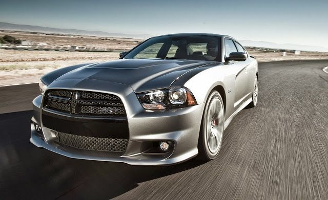 Dodge Unveils The 2014 Charger