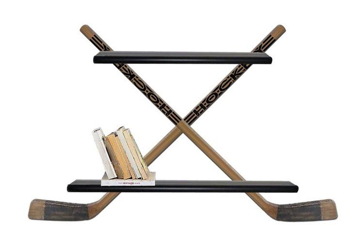 Hockey stick shelf #9672127 $169.99 www.lambertpaint.com