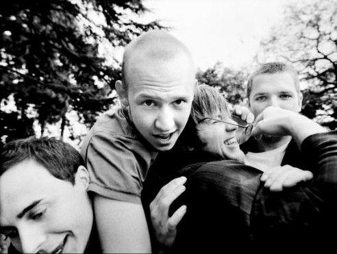 Joe King, Isaac Slade, Dave Welsh, Ben Wysocki. (aka The Fray)