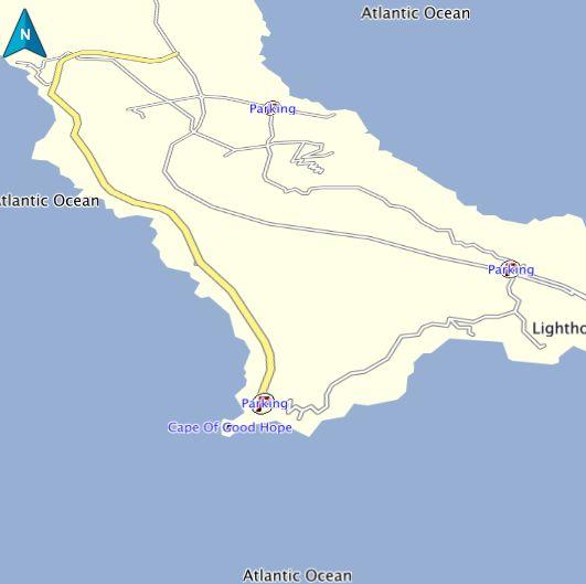 South Africa maps for Garmin - South Africa Message Board - TripAdvisor