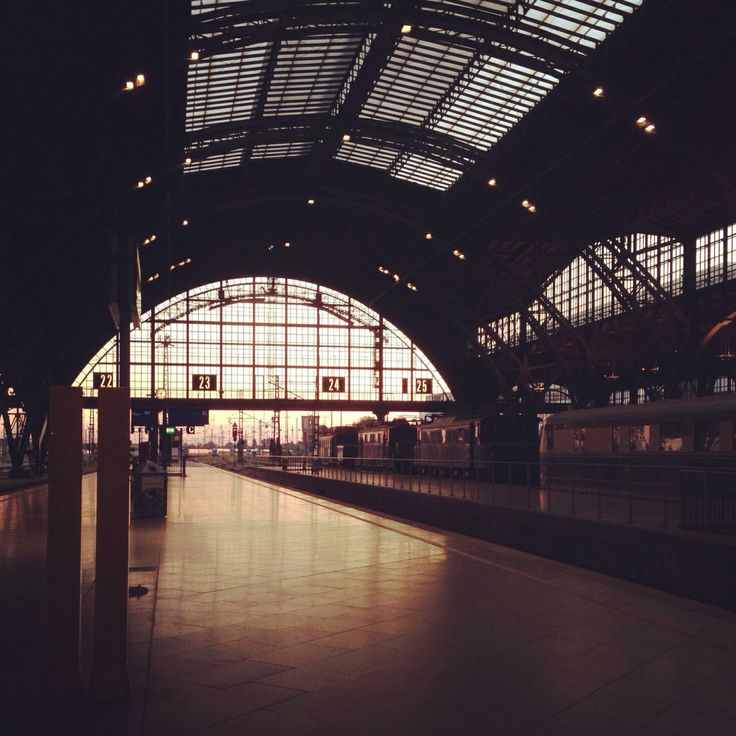 leipzig. hauptbahnhof. germany.