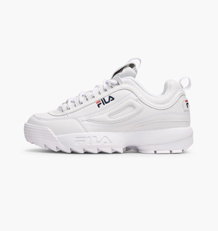 Sneakers women - Fila Disruptor low white (©caliroots)