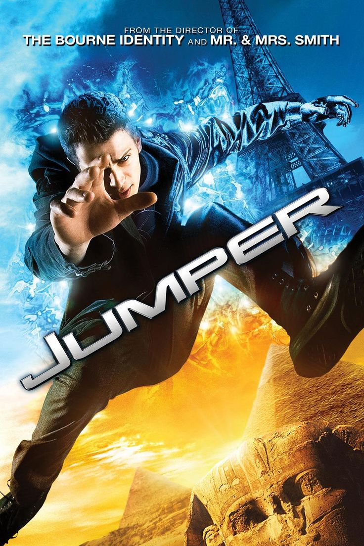 Jumper - Review: Jumper (2008) is an American science-fiction-action adventure film that was loosely based on Steven… #Movies #Movie