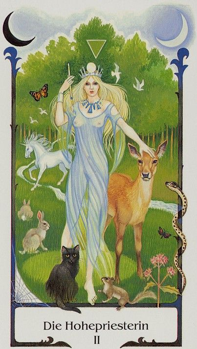 Tarot of the Old Path (wishlist) -- I remember wanting this deck years ago when I was first starting out with Tarot, but since then I've forgotten all about it. Time to correct that oversight, I believe...
