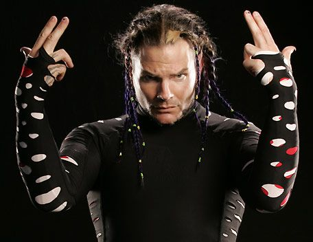 Jeff Hardy on WWE