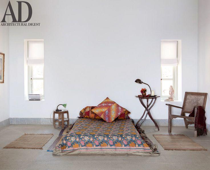 A #bedroom Of #designer And #hotelier Isla Van Dammeu0027s Tamil Nadu #home Part 65