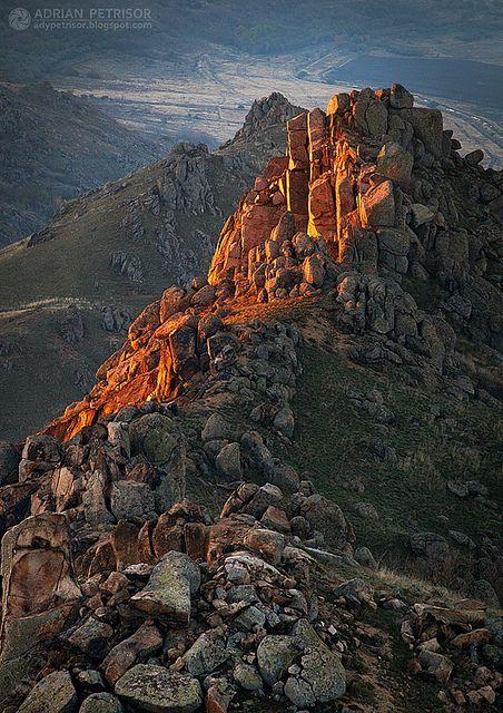 Dobrogea Mountains - Romania Mountains older than the Himalayas, www.romaniasfriends.com