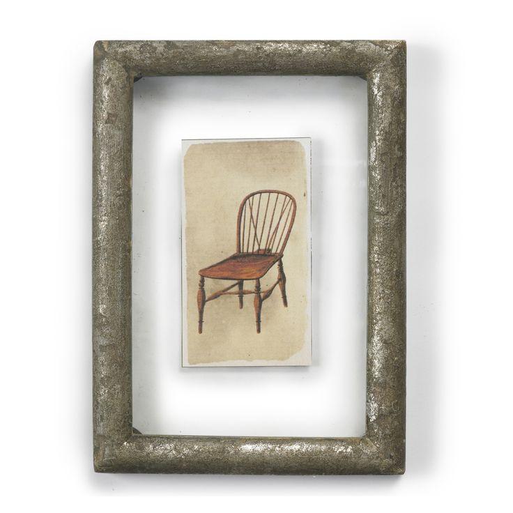 Fotolijst Chair van Nordal via www.toefwonen.nl