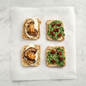 Mini Grilled Cheese Appetizers - Page 4