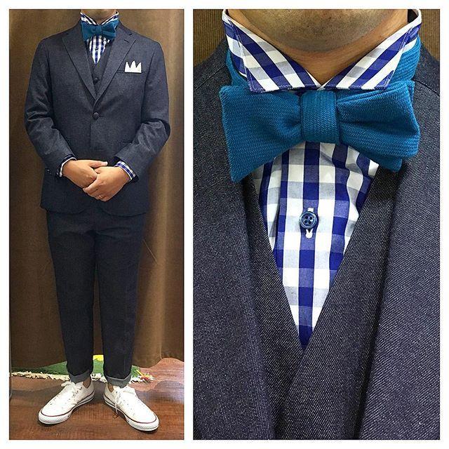 新郎衣装 デニムやカジュアルな衣装とスニーカーのカジュアルスタイル : 結婚式の新郎衣装に関するお話 カジュアルウェディングまとめ