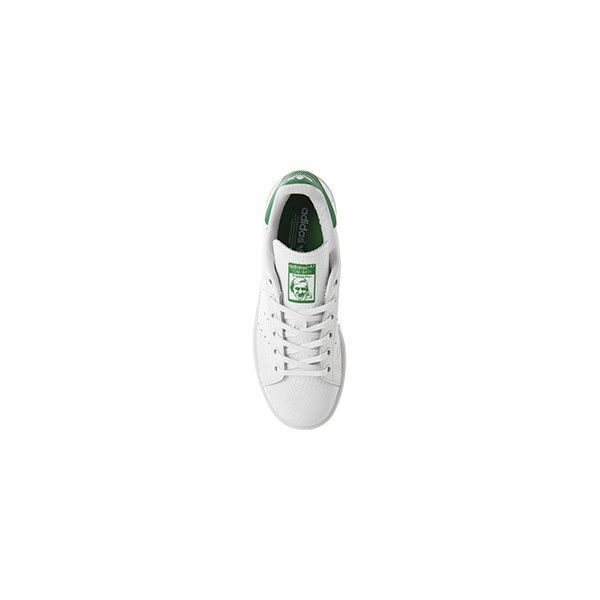 Adidas Stan Smith (4,260 PHP) ❤ liked on Polyvore featuring shoes, sneakers, white snakeskin shoes, snakeskin shoes, adidas shoes, snake print shoes and python print shoes
