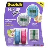 Scotch(R) Pop-Up Tape Dispenser and Refills (96-94 PK) (Office Product)By Scotch