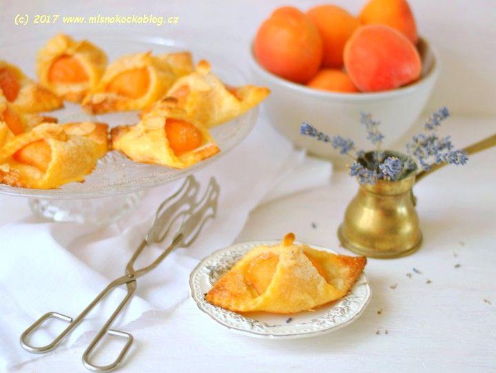 Meruňkové šátečky s levandulovým cukrem | Blog Mlsné Kočky