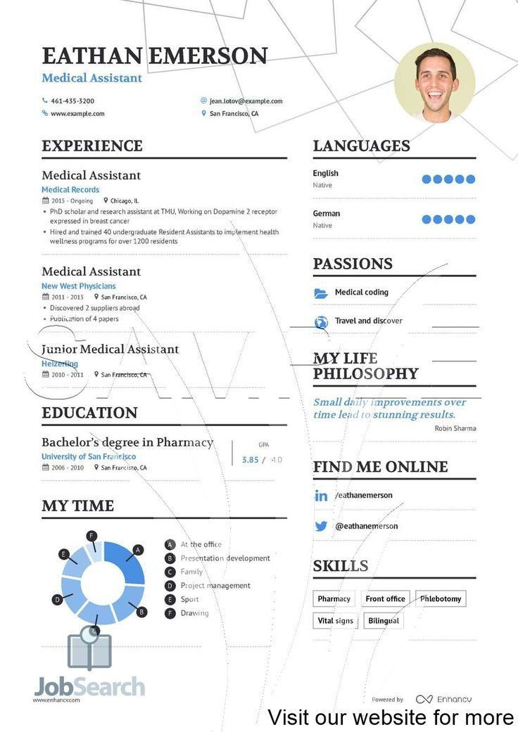Medical assistant example resume 2020 medical assistant