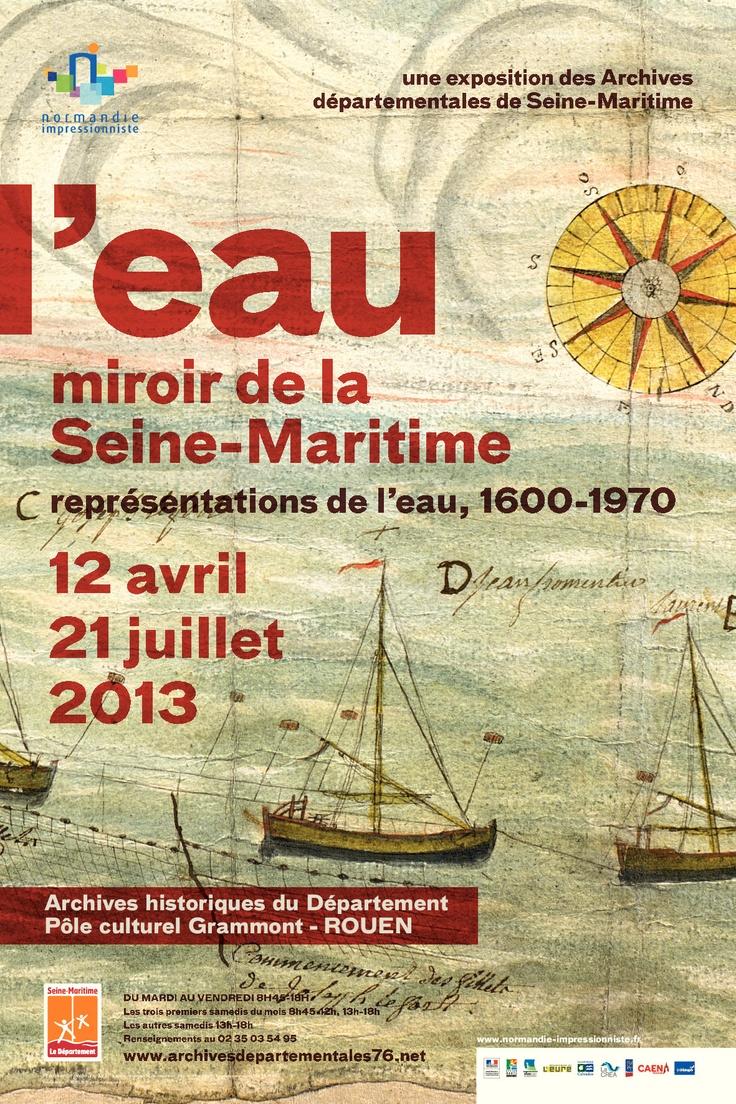 1000 images about l 39 eau miroir de la seine maritime for Miroir de l eau