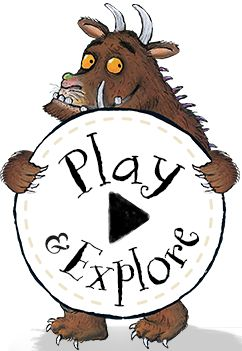 The Gruffalo activities - download and print