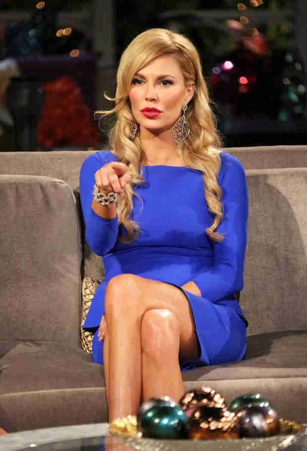 Brandi Glanville: Lisa Vanderpump Coached Joyce on What to Say at the Reunion