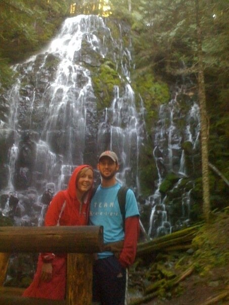 """""""Ramona Falls at Mt. Hood.  One of my favorite hikes ever!""""Ramona Fall, Pnw Buckets, Favorite Hiking, Buckets Lists, Favorite Places, National Parks, Parks Hiking, Pacific Northwest, Annual National"""