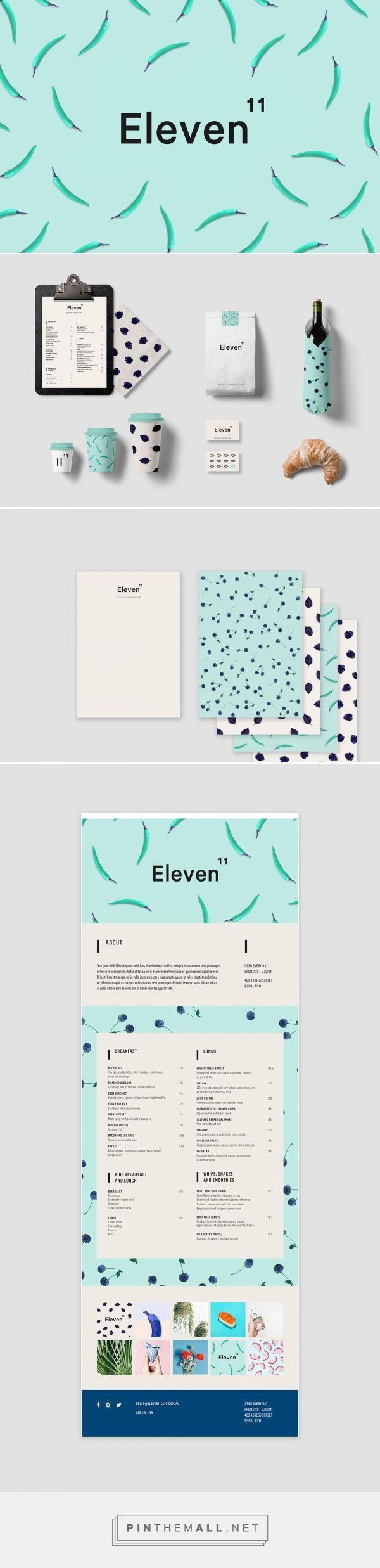 Eleven11 Branding by Soon Co.                                                                                                                                                                                 Más