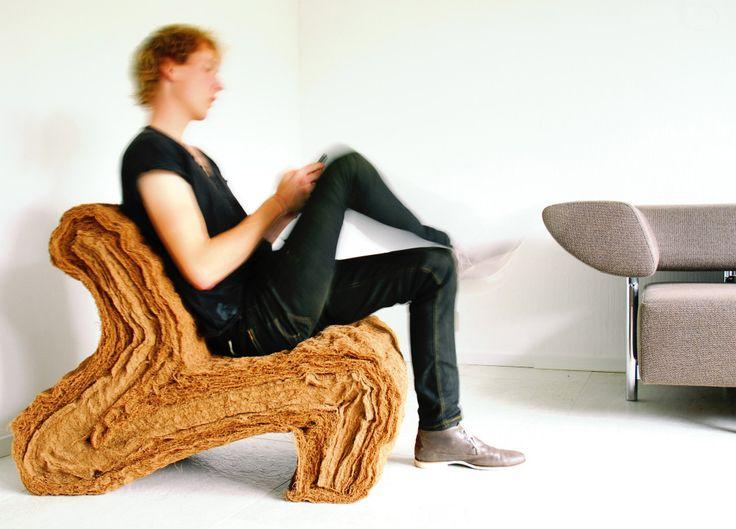 Außergewöhnlich Layer Chair By Jorrit Taekema