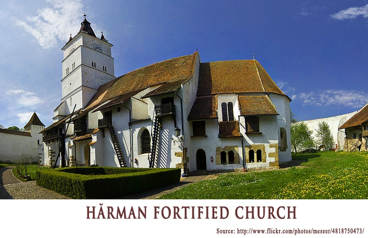 Harman Fortified Church  https://www.facebook.com/FromTransylvaniaWithLove