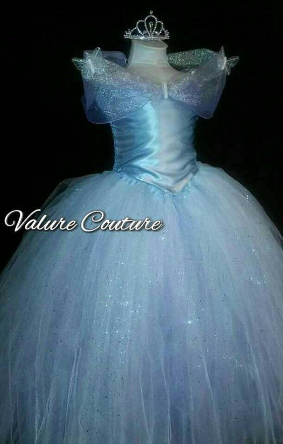 Check out this item in my Etsy shop https://www.etsy.com/listing/465271711/cinderella-inspired-tutu-dress