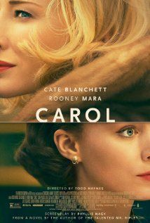 Carol (2015) R | 118 min | Drama, Romance | 20 November 2015 (USA) Ratings: 7.2/10 from 1,881 users Metascore: 96/100 Reviews: 8 user | 83 critic | 12 from Metacritic.com Set in 1950s New York, a department-store clerk who dreams of a better life falls for an older, married woman. Director: Todd Haynes Writers: Phyllis Nagy (screenplay), Patricia Highsmith (novel) Stars: Rooney Mara, Sarah Paulson, Cate Blanchett