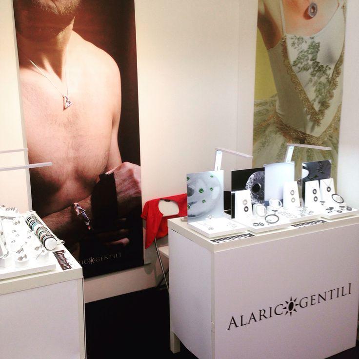 Alarico Gentili - Stand P60 - IJL 2015
