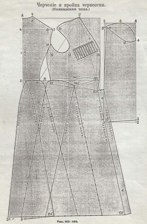 Грузинский национальный костюм.