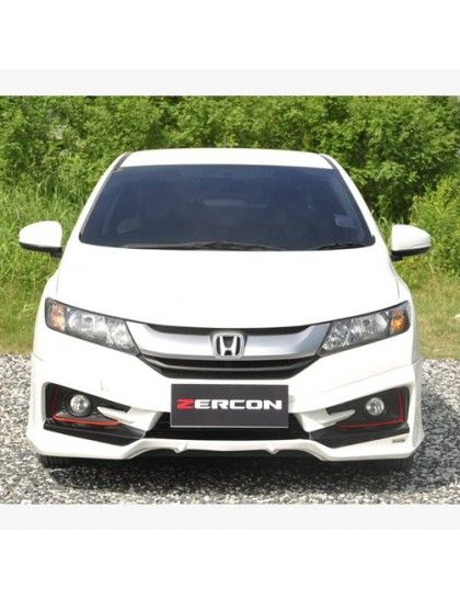 Honda City Zercon Body Kit Upgrade And Make Sports Your Car Model Conversion