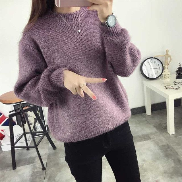 Knitwear Cashmere Sweater Women 2017 Lons sleeve knitted women's turtleneck sweaters and pullovers clothing ukraine real photo