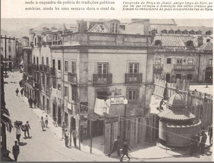 Largo do Rato - 1934