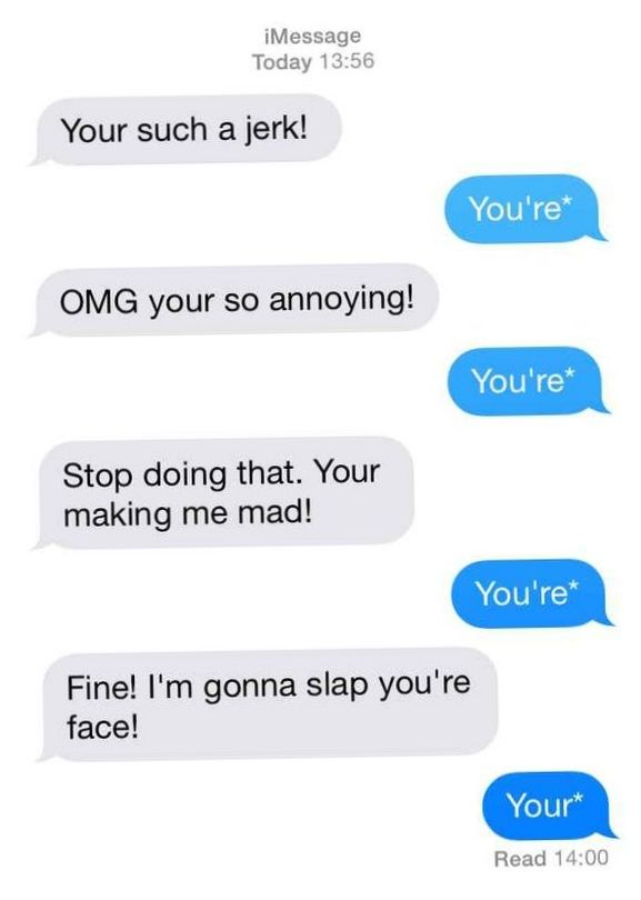 Today Top 34 Texting fails - LOL MANIA CLUB