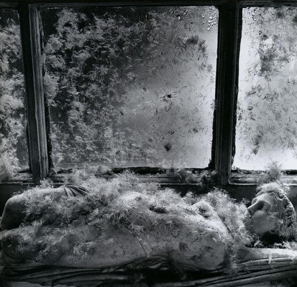 Arthur Tress – Broken Statuette, Cold-Spring, New York, 1982- From Fantastic Voyage