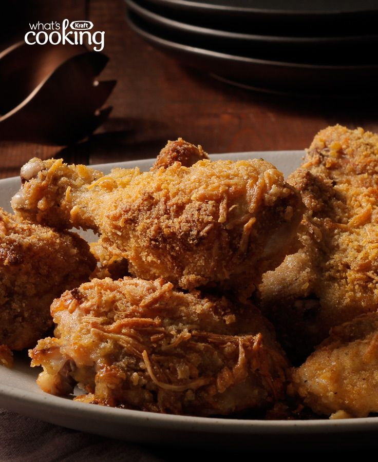 294 best chicken recipes images on pinterest oven fried 3 cheese chicken recipe forumfinder Image collections