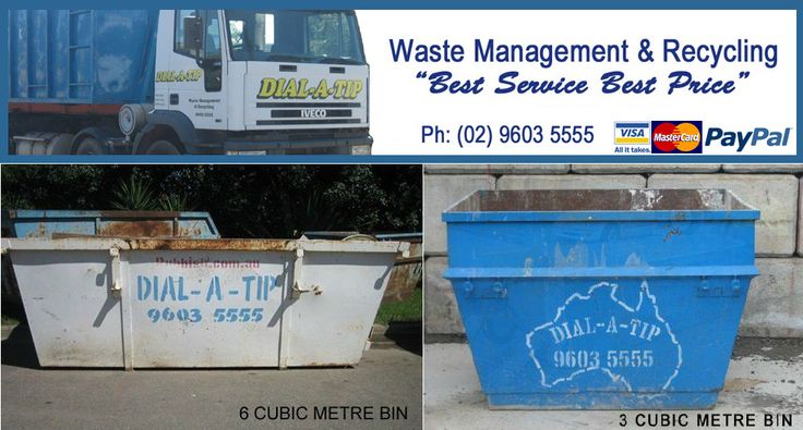 You can count upon the expertise of Dial-A-Tip for hygienically executed rubbish removal in Sydney. Their professional team of rubbish removalists is well versed with the knowhow of waste management systems.