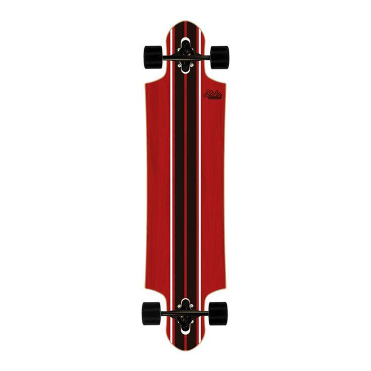 "Aloha Horizon Drop-Through Complete Longboard 39.37"" | Complete Longboards | Cheap Complete Longboards For Sale | Skate Shop | Skatehut"