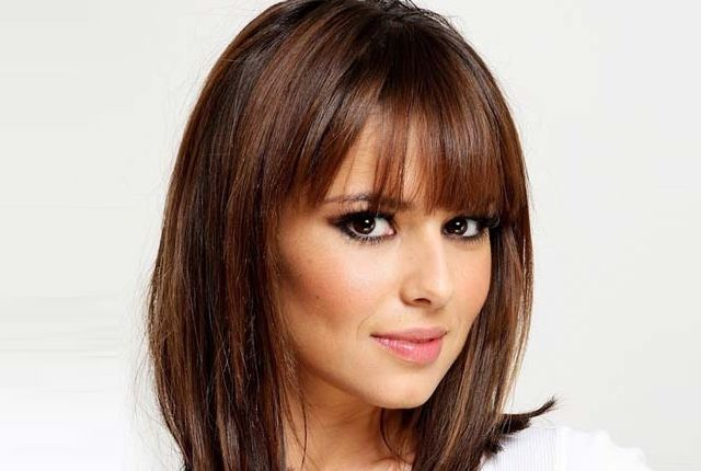 6 Easy Hairstyles That Make Your Face Look Slimmer Hair Styles Short Hair With Bangs Hairstyles With Bangs