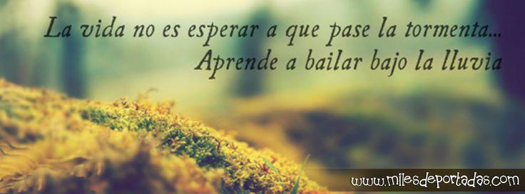 Fraces De Vida: Imagenes Para Portada De Facebook Con Frases