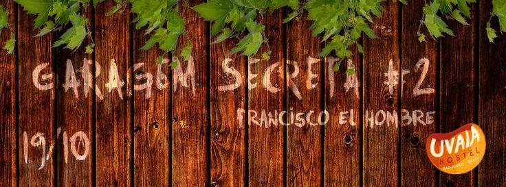 """Garagem Secreta está de volta com Francisco El Hombre, duo que abriu as portas da garagem da casa na 1ª edição. A festa acontece no sábado, 19, a partir das 17h, com entrada Catraca Livre. Na onda do lançamento no novo trabalho Nudez, o duo criado por Mateo e Sebastián Piracés-Ugarte vem encher a casa...<br /><a class=""""more-link"""" href=""""https://catracalivre.com.br/geral/rede/gratis/festa-garagem-secreta-2-com-francisco-el-hombre-no-uvaia-hostel/"""">Continue lendo »</a>"""
