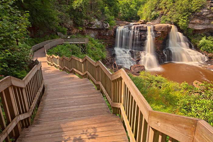 """17 Amazing WV State Parks that will """"Rock your socks"""" 