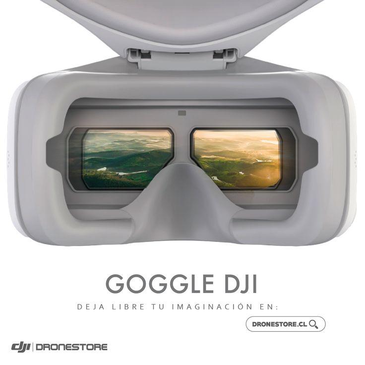 #Observa el mundo desde otra perspectiva!🌎Eleva tu dron y deja libre tu imaginación, ¡Siente como si realmente volaras por los aires!🕊️😮 Consigue tus DJI #Goggles aquí👉https://goo.gl/PmGDCs
