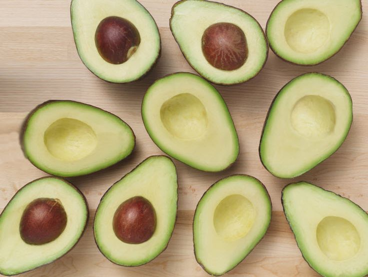Avocado Nutrition Facts & Label