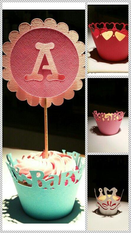 Capacillos para cupcakes